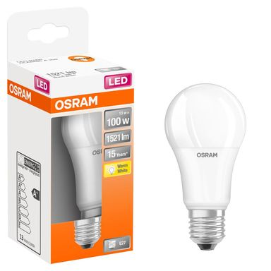 Żarówka LED E27 (230 V) 13 W 1521 lm Ciepła biel OSRAM