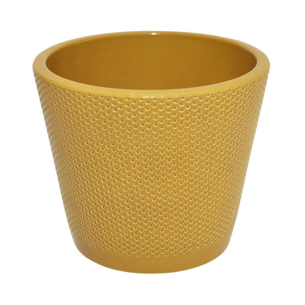 Osłonka Na Doniczkę 15 Cm Ceramiczna Curry Stożek Ceramik