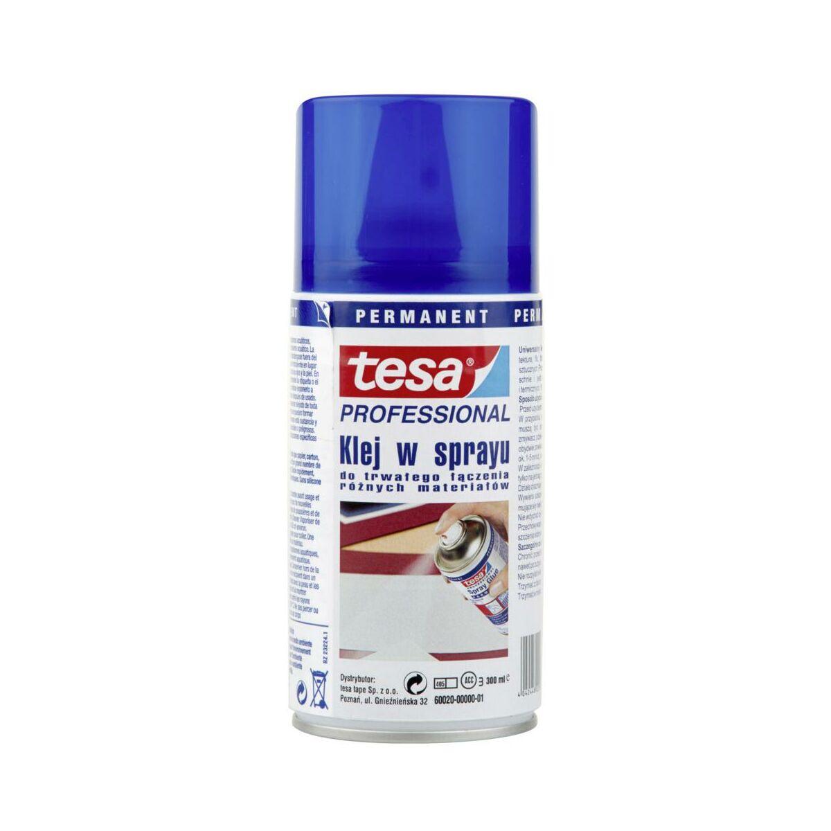 Klej W Sprayu Permanent 300 Ml Tesa Kleje Reparacyjne W Atrakcyjnej Cenie W Sklepach Leroy Merlin