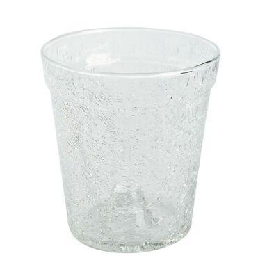 Osłonka do storczyka szklana 16 cm bezbarwna