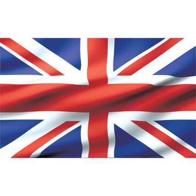 Fototapeta GREAT BRITAIN 416 x 254 cm