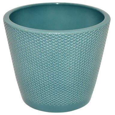 Osłonka Na Doniczkę 139 Cm Ceramiczna Ocean Stożek Ceramik