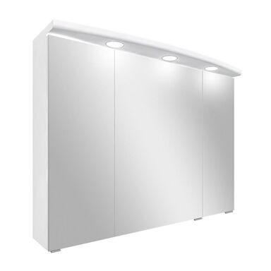 Szafka lustrzana z oświetleniem BRUNO80 X 62 X 23.5 ASTOR
