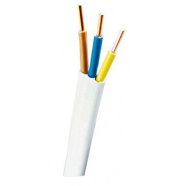 Przewód elektroenergetyczny YDYP 450 / 750V 3 X 2,5 20 m AKS ZIELONKA