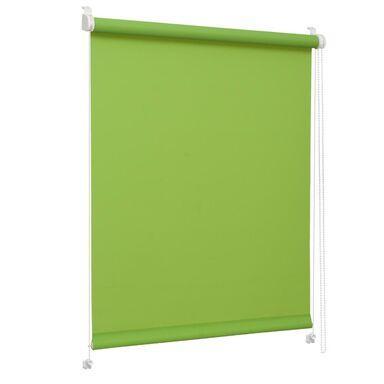 Roleta okienna 80 x 160 cm zielona INSPIRE
