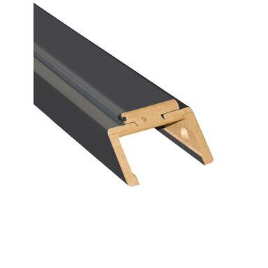 Belka górna ościeżnicy REGULOWANEJ 70 Grafit mat 80 - 100 mm ARTENS