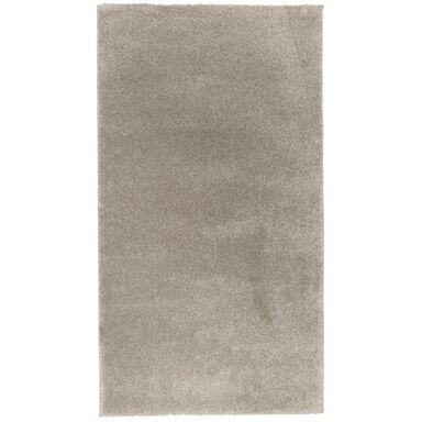 Dywan shaggy MISSI jasnoszary 60 x 110 cm