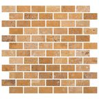 Mozaika MARMARA TRAVERTINE BRICK