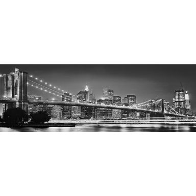 Fototapeta BROOKLYN BRIDGE 368 x 127 cm KOMAR