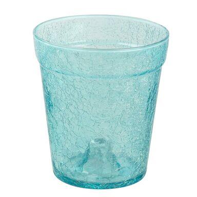 Osłonka do storczyka szklana 16 cm MIX