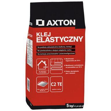 Klej ELASTYCZNY 5 kg AXTON