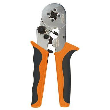 Szczypce do zaciskania tulejek 0.25 - 6 mm 01-507 Topex