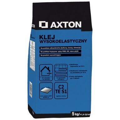 Klej WYSOKOELASTYCZNY 5 kg AXTON