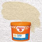 Farba elewacyjna akrylowa FARBA ELEWACYJNA Miodowy ALPINA EXPERT