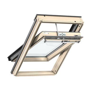 Okno dachowe VELUX, 2-szybowe, 78 x 98 cm