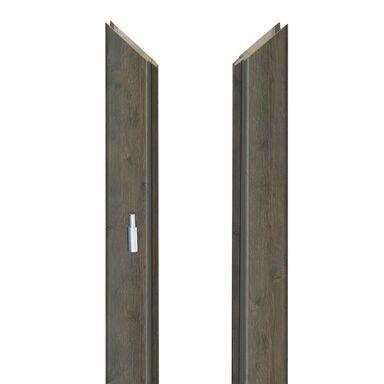 Baza lewa ościeżnicy REGULOWANEJ Dąb 80 - 100 mm VOSTER