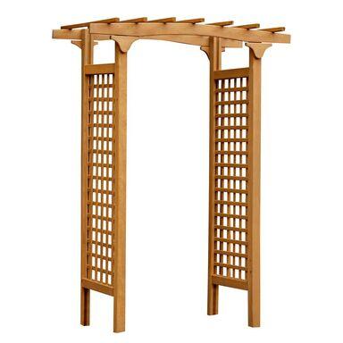 Pergola ogrodowa 150 x 100 x 218 cm drewniana MALVA WERTH-HOLZ