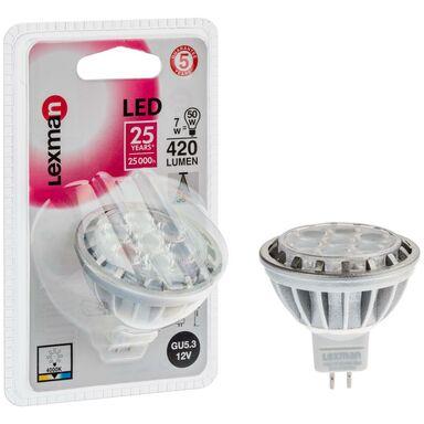 Żarówka LED GU5,3 420 lm LEXMAN