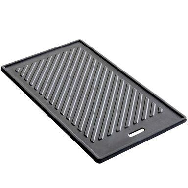 Płyta do grilla 41.5 x 24 cm żeliwna NATERIAL KENTON / HUDSON