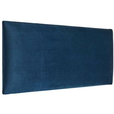 Panel tapicerowany Ciemnoniebieski 70 x 30 cm