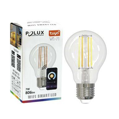Żarówka LED E27 TUYA (230 V) 7 W 806 lm WIFI POLUX