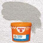 Farba elewacyjna akrylowa Szary ALPINA EXPERT