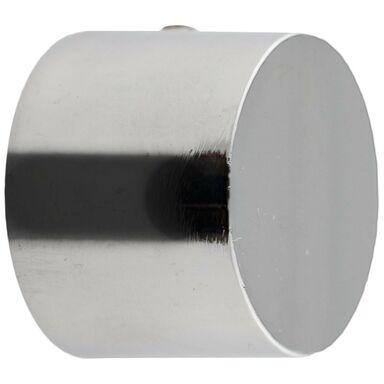 Końcówka do karnisza Luna chrom 19 mm Inspire