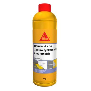 Plastyfikator do zapraw murarskich i tynkarskich SIKACEM PLAST Butelka SIKA