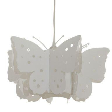 Lampa wisząca MOTYL biała E27 ORIVA AB