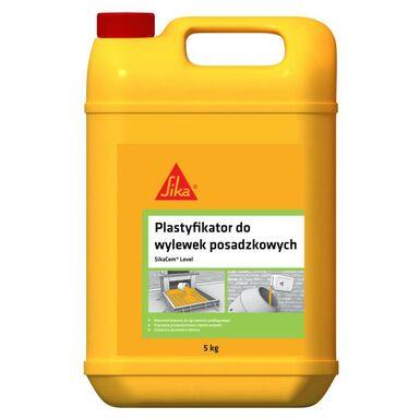 Plastyfikator do ogrzewania podłogowego SIKACEM LEVEL Kanister SIKA
