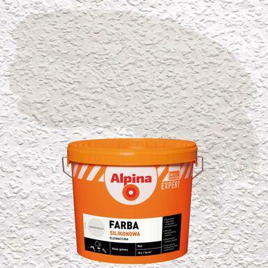 Farba elewacyjna akrylowa FARBA ELEWACYJNA Jasnopopielaty ALPINA EXPERT