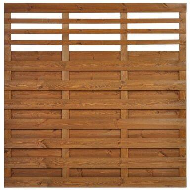 Panel osłonowy 180x180 cm drewniany FOX SOBEX