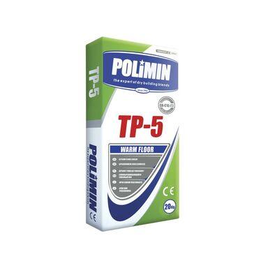 Gipsowy podkład podłogowy TP-5 20 kg POLIMIN