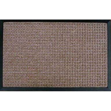 Wycieraczka zewnętrzna TANTA 40 x 60 cm brązowa