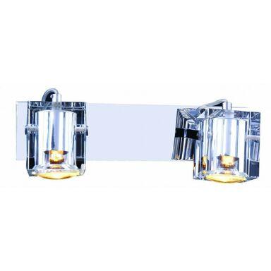 Listwa reflektorowa ICEBERG transparentna GU10 LIGHT PRESTIGE