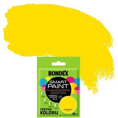 Tester farby SMART PAINT 40 ml Jestem kolorem słońca BONDEX