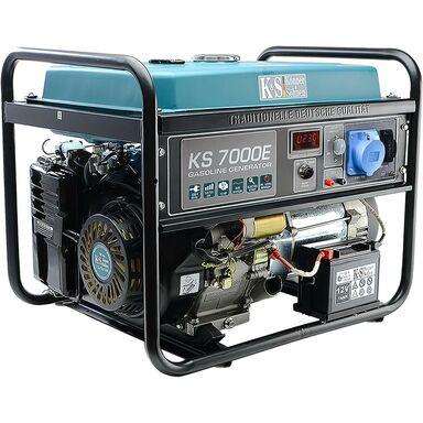 Agregat prądotwórczy KS 7000E  moc5.5 kW KÖNNER & SÖHNEN