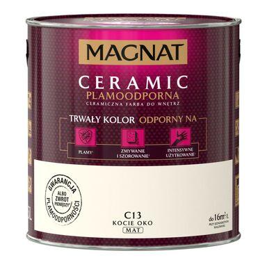 Farba wewnętrzna CERAMIC 2.5 l Kocie oko MAGNAT