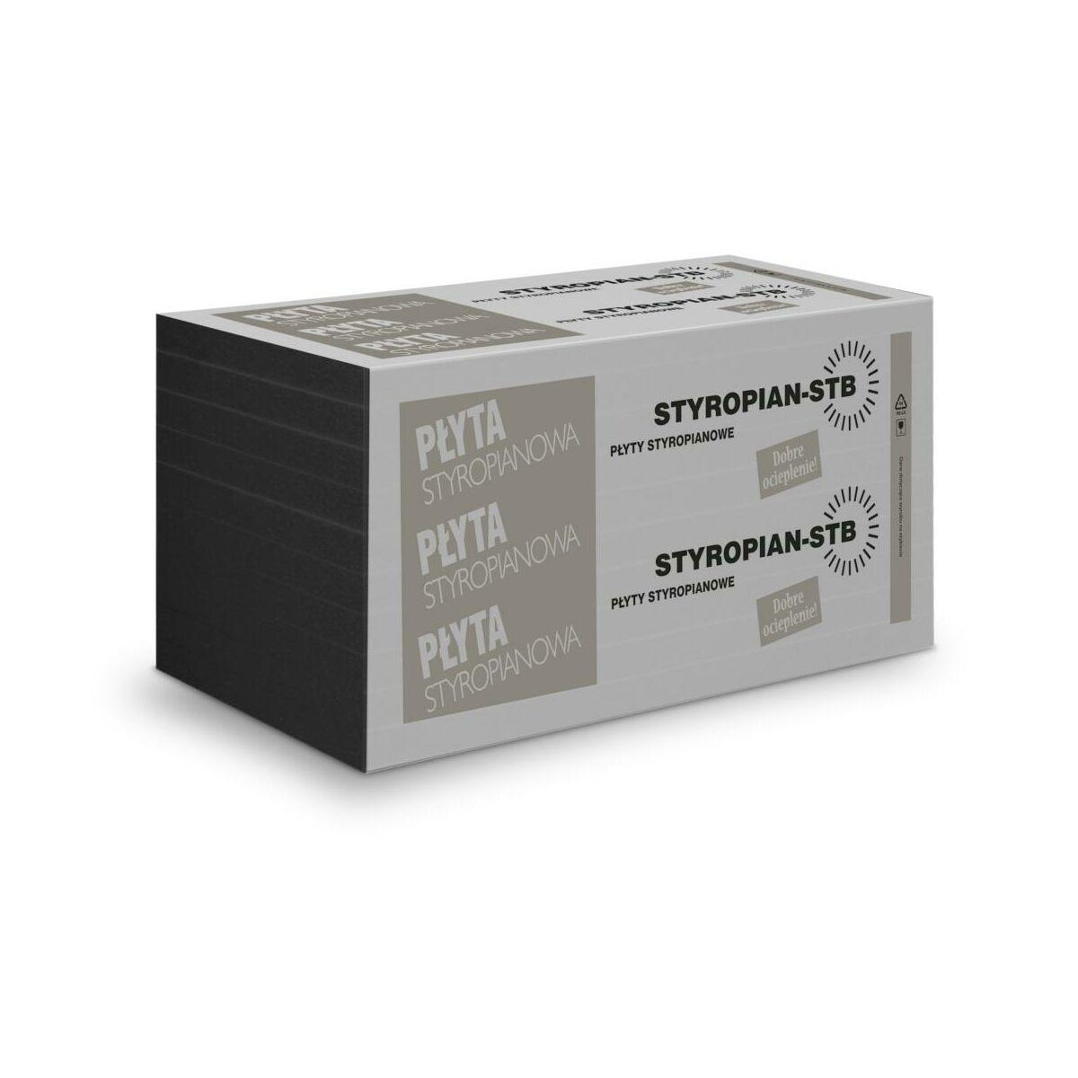 Styropian Fasadowy Niefrezowany 033 Styrgraf 150 Mm Stb Styropian