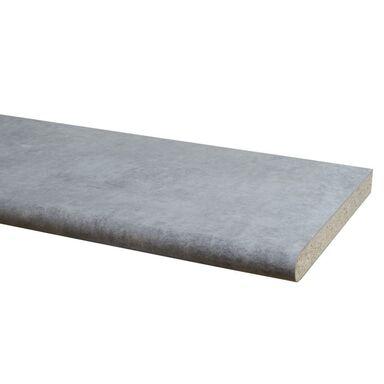 Parapet wewnętrzny płyta wiórowa AKIBAR 360x30x2.8 cm Biuro Styl