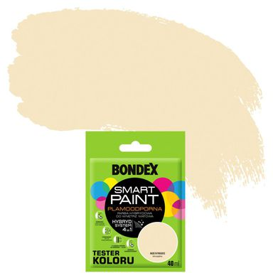 Tester farby SMART PAINT 40 ml Made in paradise BONDEX
