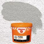 Farba elewacyjna silikonowa Popielaty ALPINA EXPERT
