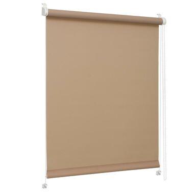 Roleta okienna MINI 80 x 160 cm beżowa INSPIRE