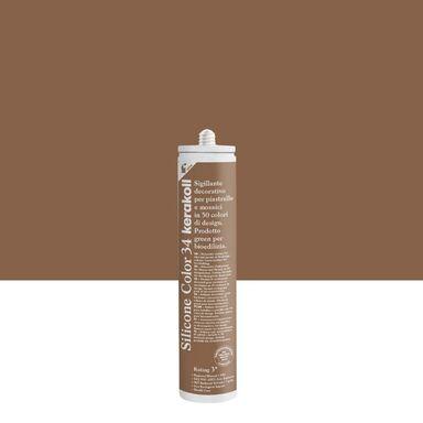 Silikon sanitarny color 34 310 ml KERAKOLL