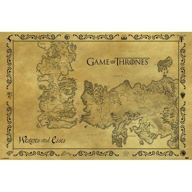 Plakat Game Of Thrones Antique 61 X 915 Cm