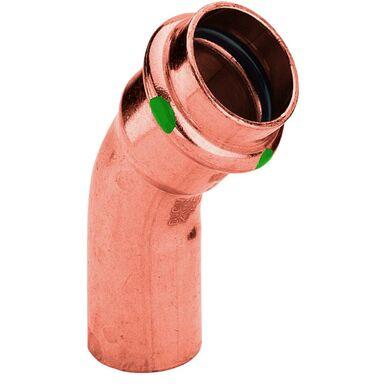Kolano 45° 15 mm LW/LZ PROFIPRESS VIEGA