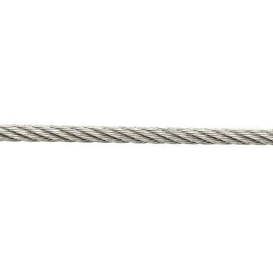 Linka stalowa nierdzewna 84 kg 3 mm x 1 mb STANDERS