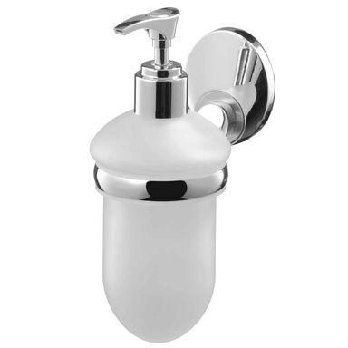 Dozownik mydła EMOTION 7 cm x 11,5 cm x 17,5 cm BISK