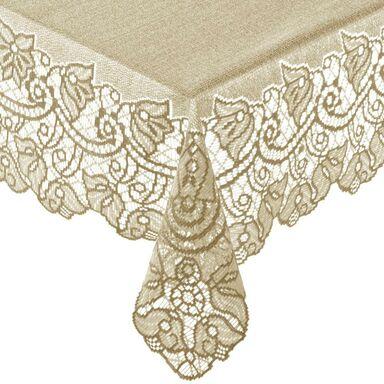 Obrus na stół JONA biały 120 x 160 cm