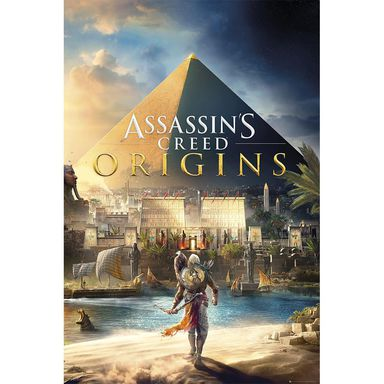 Plakat ASSASSINS CREED ORGINS-CO 61 x 91.5 cm